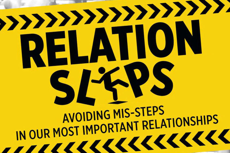 Relationslips (Part 7 – Boundaries)